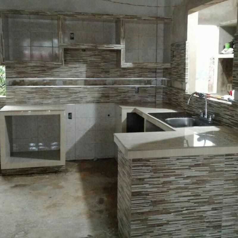 Cocinas Integrales De Concreto En Coatzacoalcos Veracruz 123vid