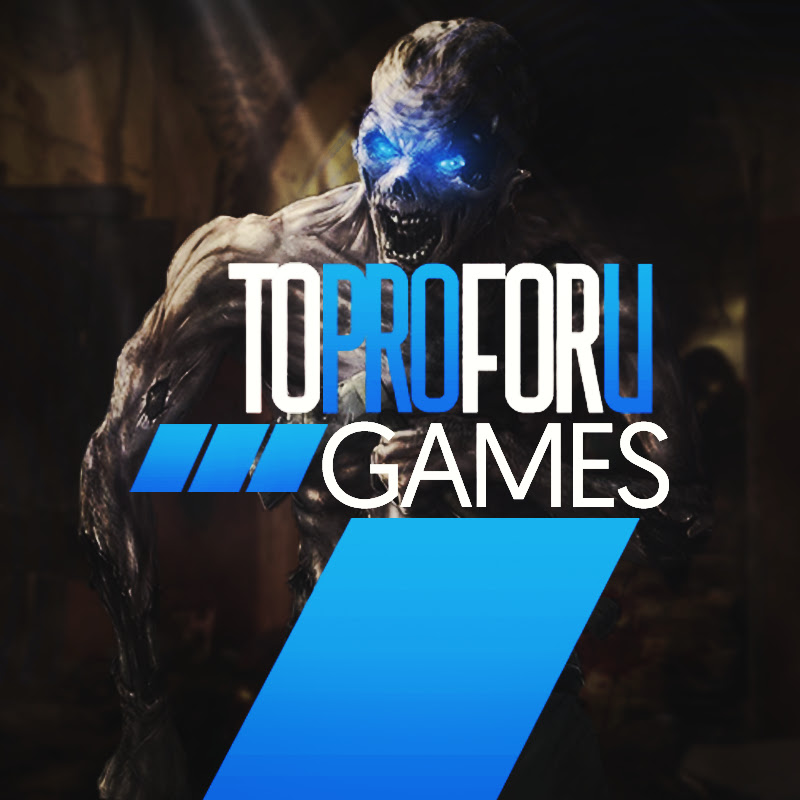 ToProForuGames YouTube channel image