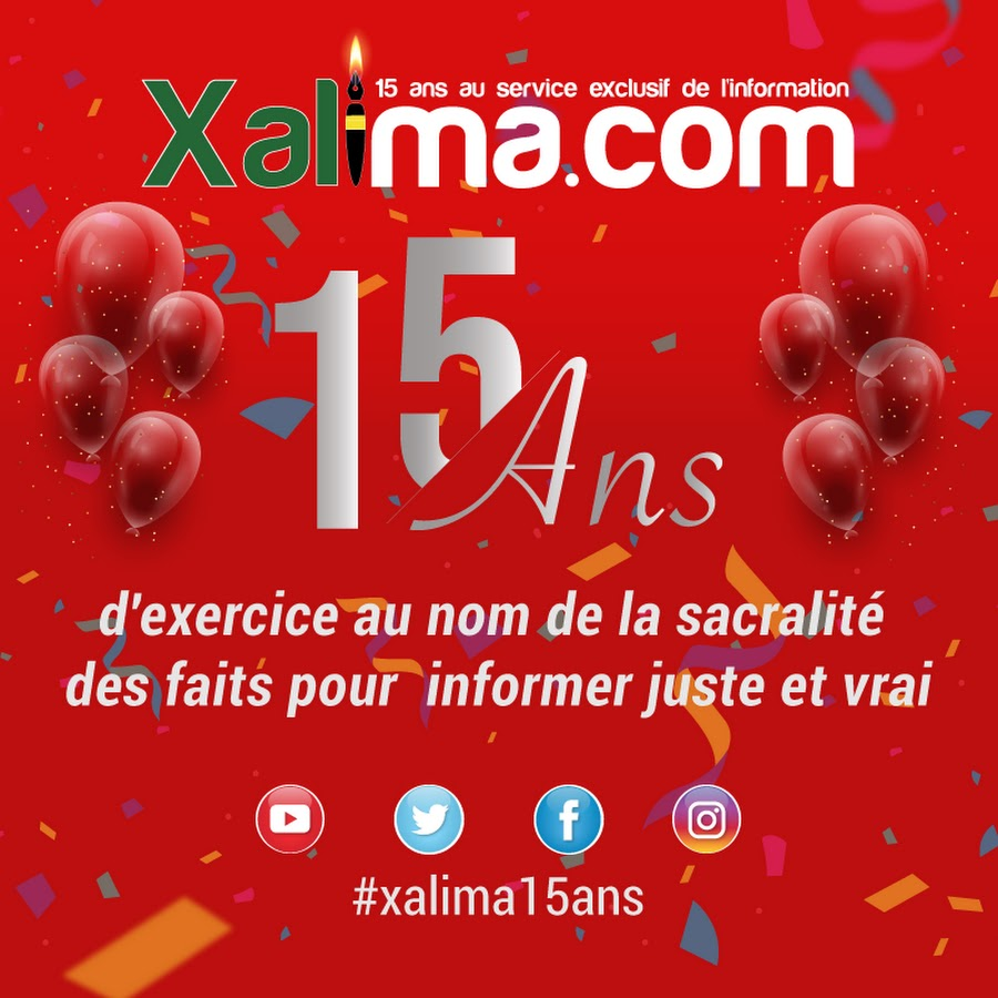 cheap for discount 12837 55cb5 Xalima TV - YouTube