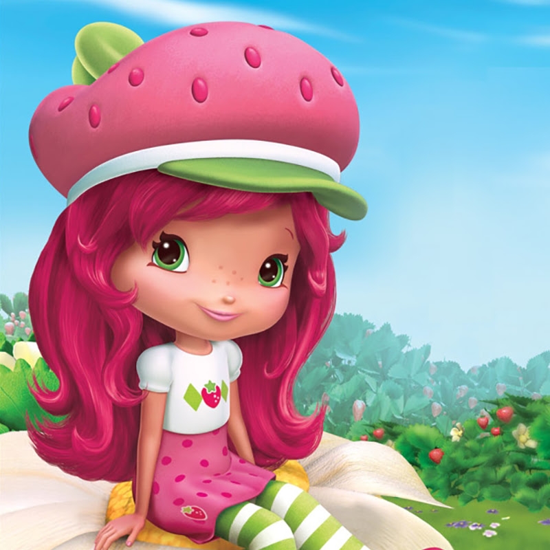 Profile Rosita Fresita Strawberry Shortcake Wildbrain