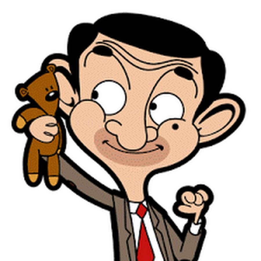 Mr Bean Zeichentrick