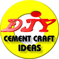 DIY- Cement craft ideas