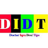 Doctor Iqra Desi tips