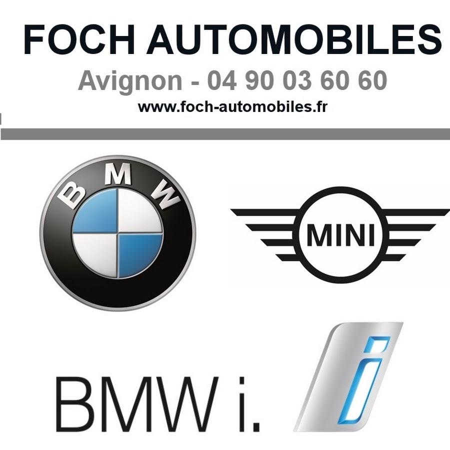 Foch Automobiles Bmw Mini Avignon Youtube