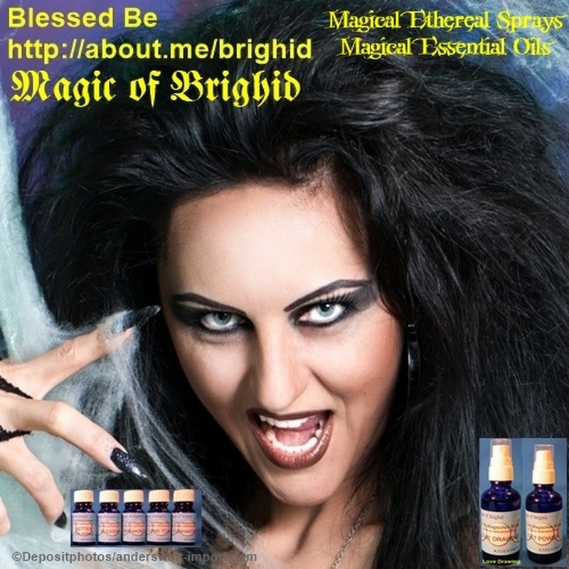 Magic of Brighid (magic-of-brighid)