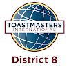 District 8 Toastmasters
