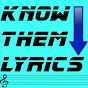 KNOWTHEMLYRICS