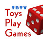 TBTV Toys Play Games