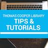 Thomas Cooper Library: Tips & Tutorials