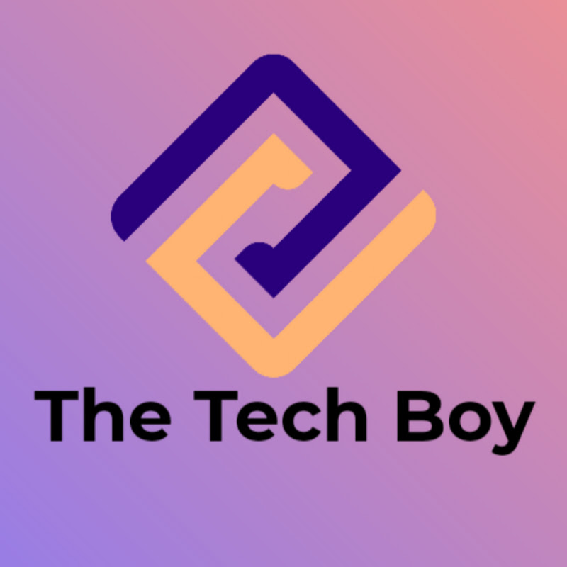The Tech Boy (the-tech-boy)
