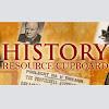 History Resource Cupboard