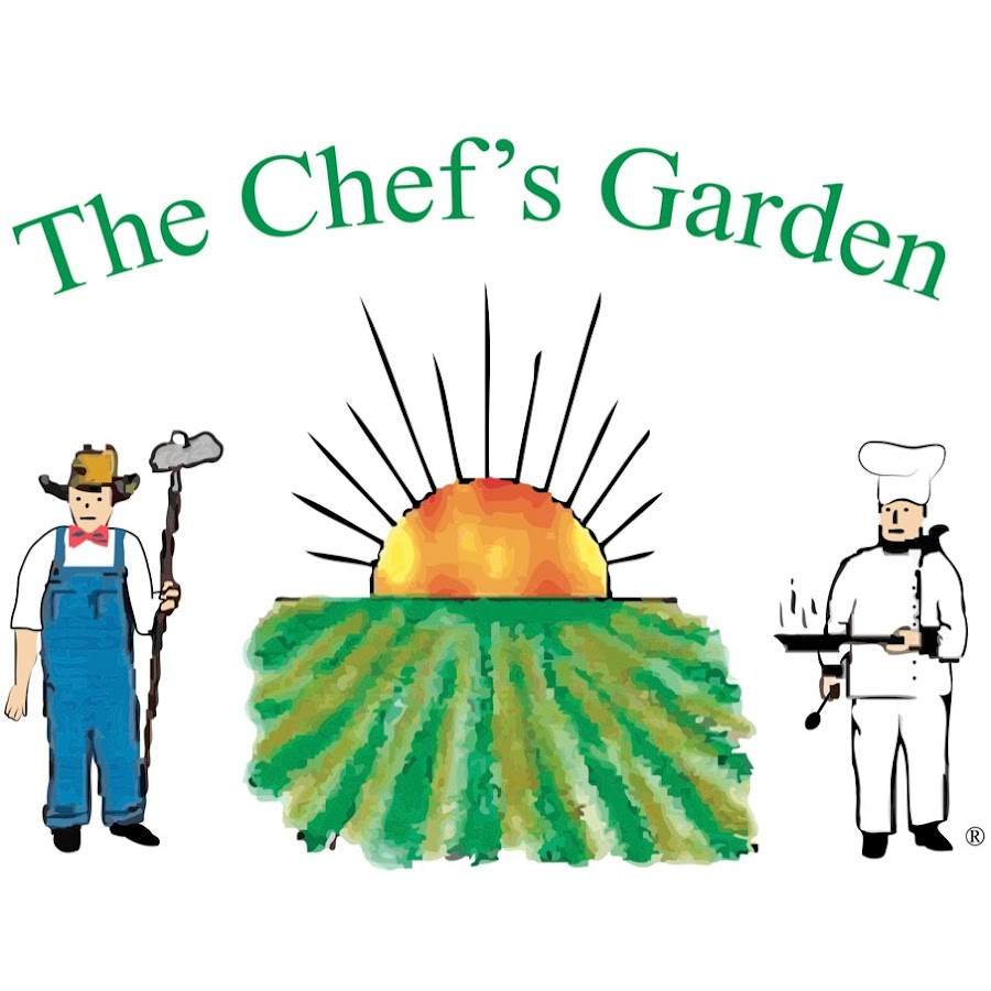 Image result for the chefs garden logo