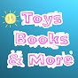 toys books and more