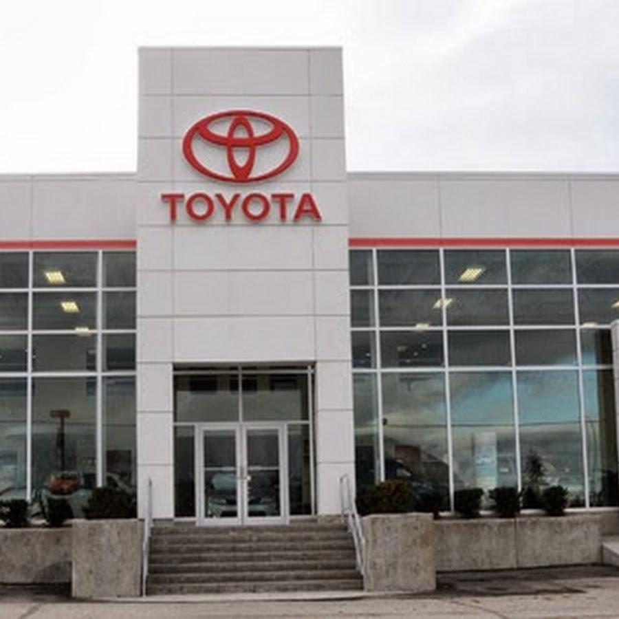 Salmon Arm Toyota >> Hilltop Toyota Youtube