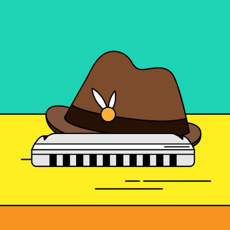 NAGIN Man dole mera tan dole on harmonica by siddhi soni | FunnyCat TV
