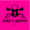 Lady's Secret elegante inlegzooltjes for your feet only