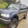 Francisco RL Toyota hdj80