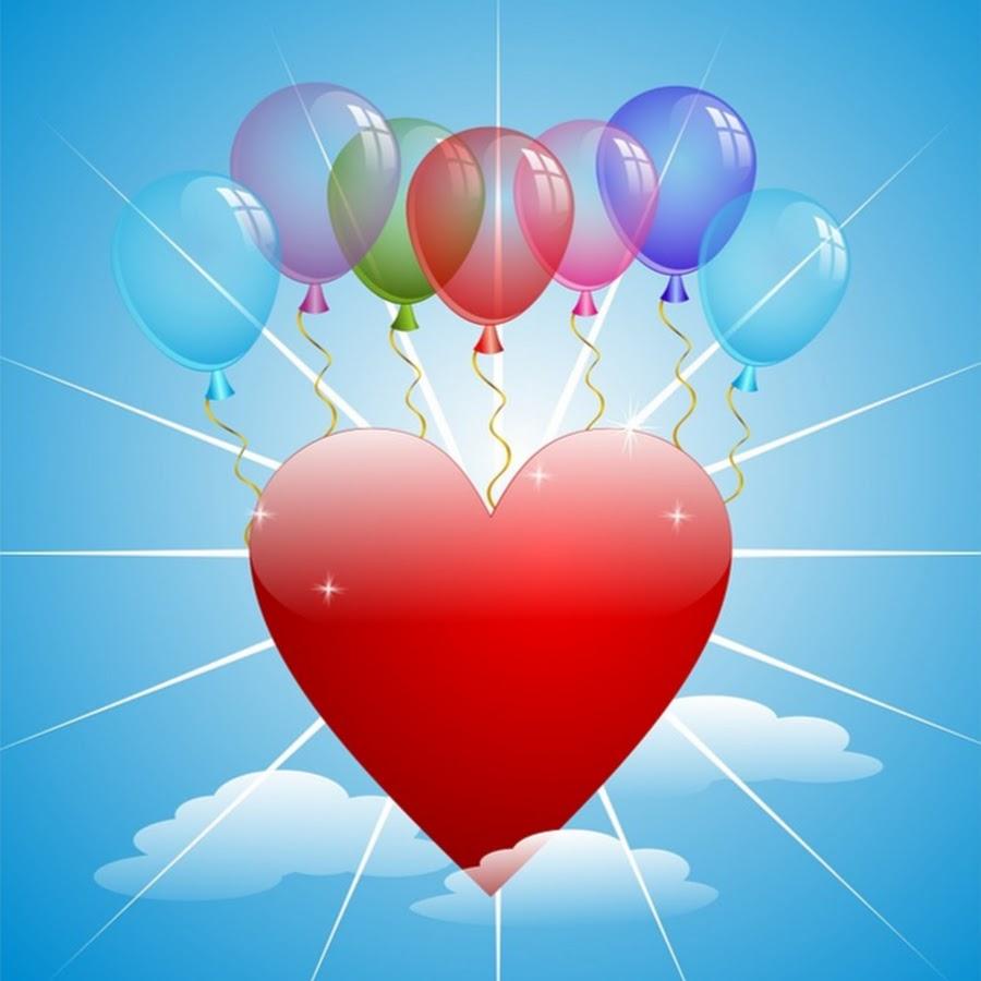 Стал, открытки с днем рождения с сердечками