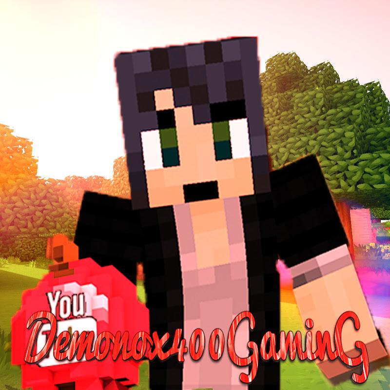 youtubeur Demonox400GaminG