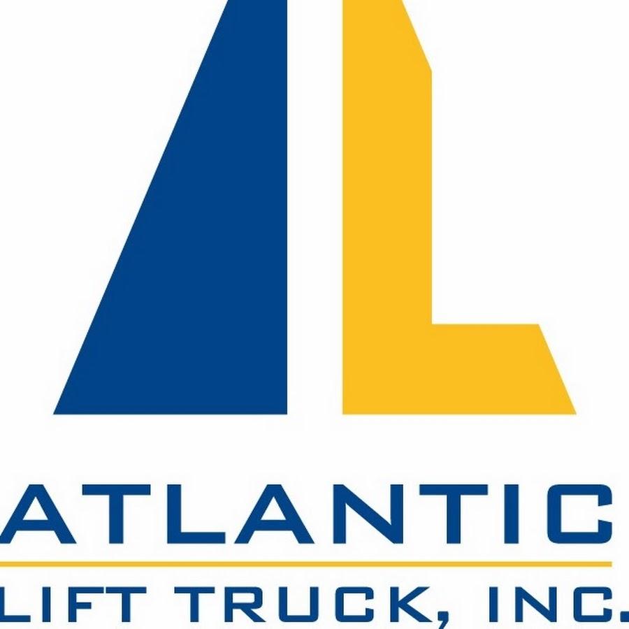 Atlantic Lift Truck logo