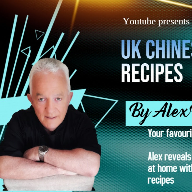 UK Chinese Takeaway Recipes by Alex Wilkie
