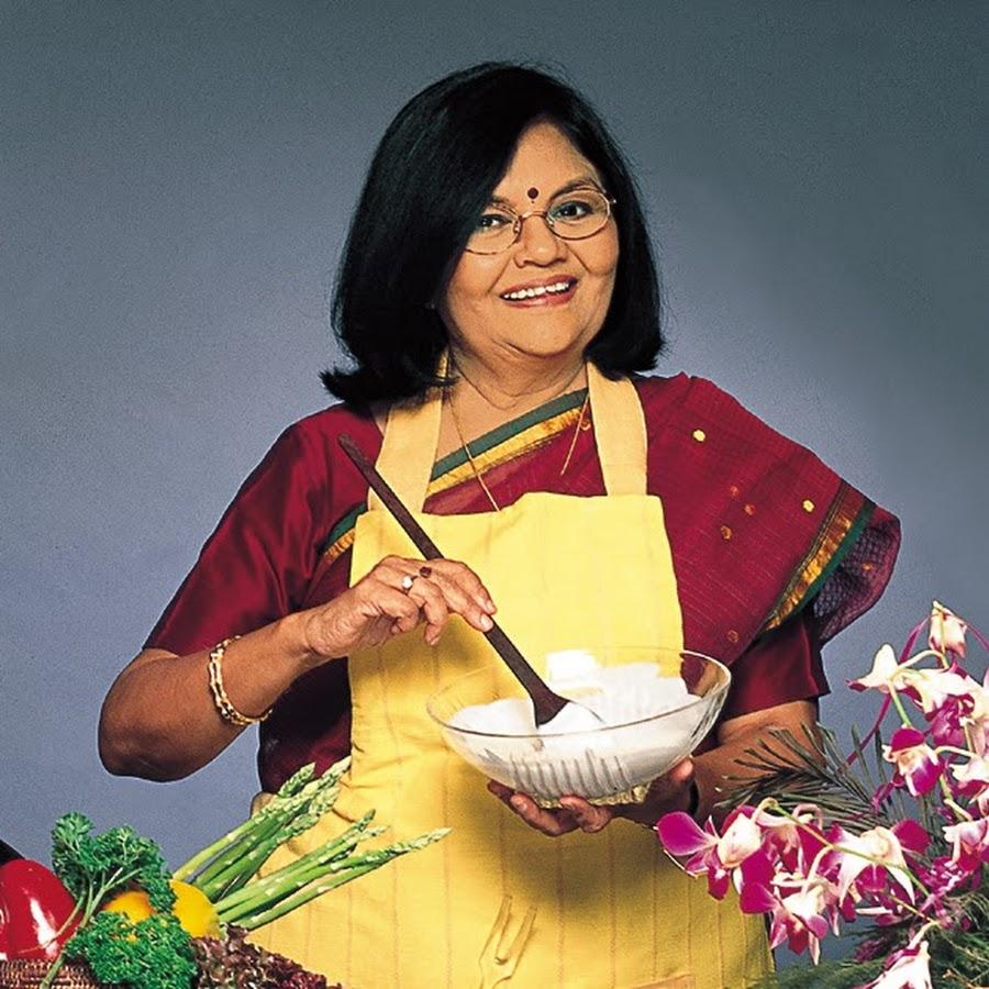 tarla dalal - Indian food writer,