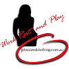 Work Rest And Play Plus Sized Clothing