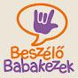 Beszélő Babakezek