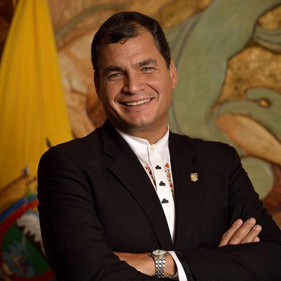 Rafael Correa YouTube