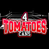 4 Tomatoes Cans