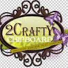2Crafty Chipboard