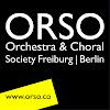 ORSO - Orchestra & Choral Society