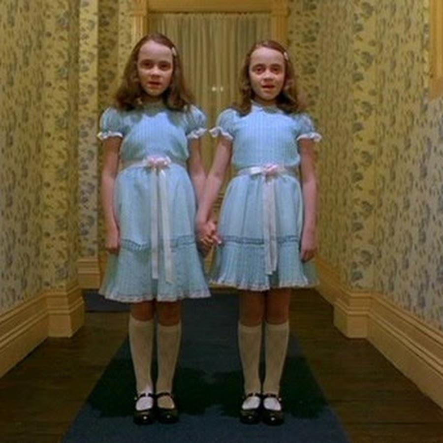 Сияние близняшки фото