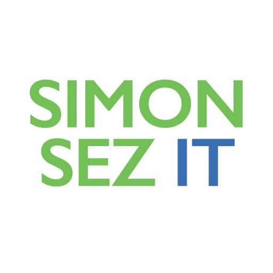 Image result for Simon Sez IT logo