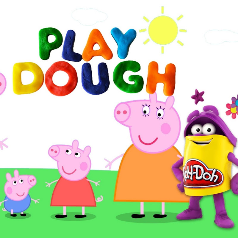 Play Doh compilation from Peppa Pig