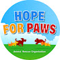 Hope For Paws -