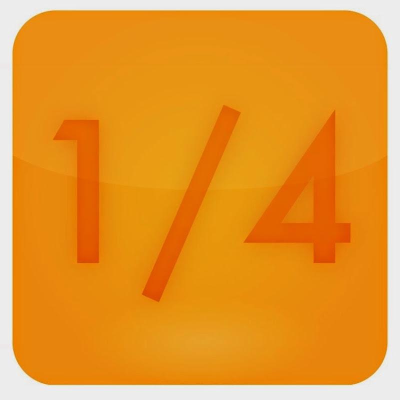 Quarter Orange