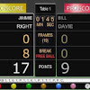 ProScore Snooker & Billiards PC Scoreboard Software