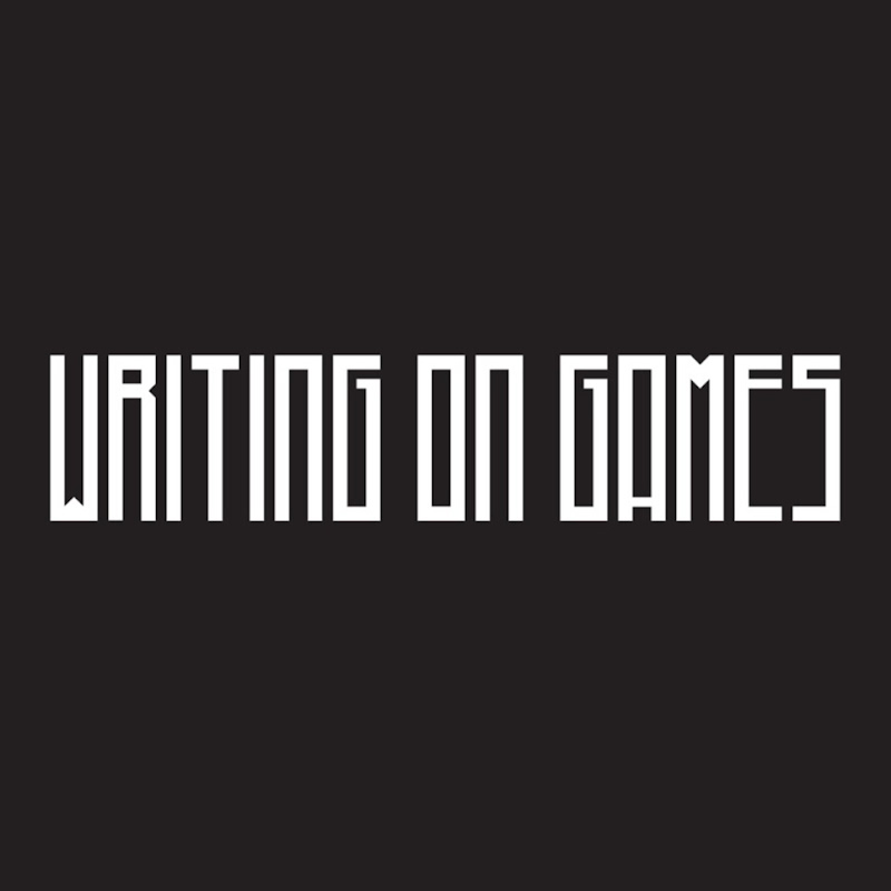 Writing on Games logo