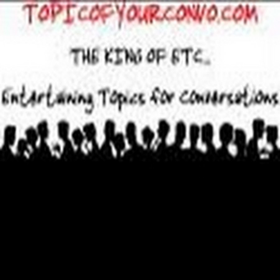 topicofyourconvo2016 - YouTube