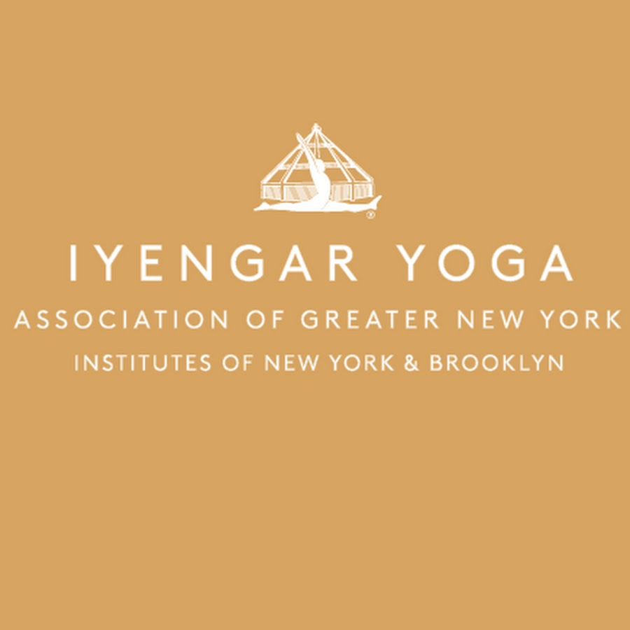 262f5af235bc8 Iyengar Yoga Association of Greater New York - YouTube