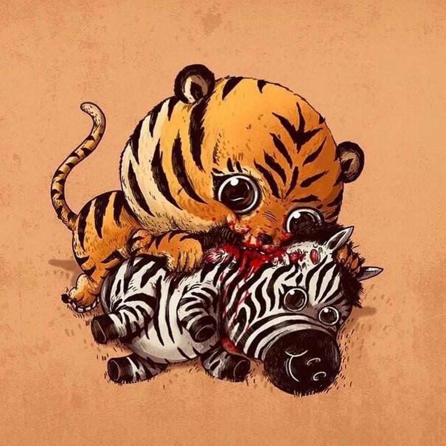 evil cartoon animals - 900×900