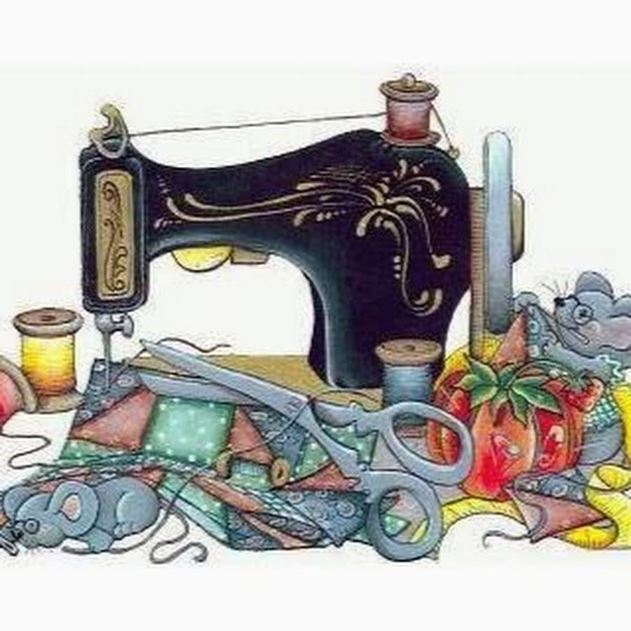 Прикольные картинки швейных машинок, марта картинки