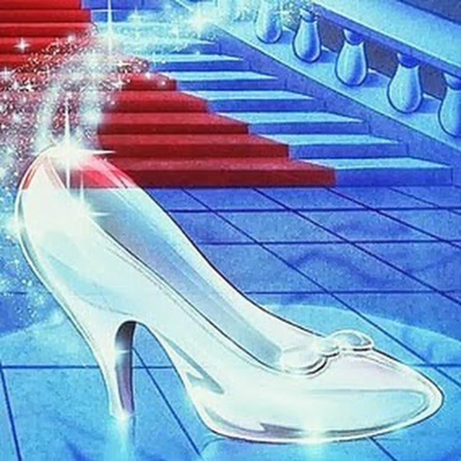 Картинки туфельки из сказки золушка