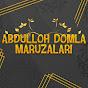Abdulloh doma