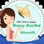 Rosy Rocha biscuit