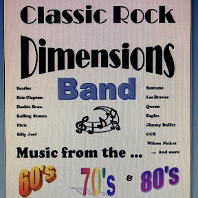 Classic Rock Dimensions Band - YouTube