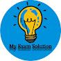 My Exam Solution