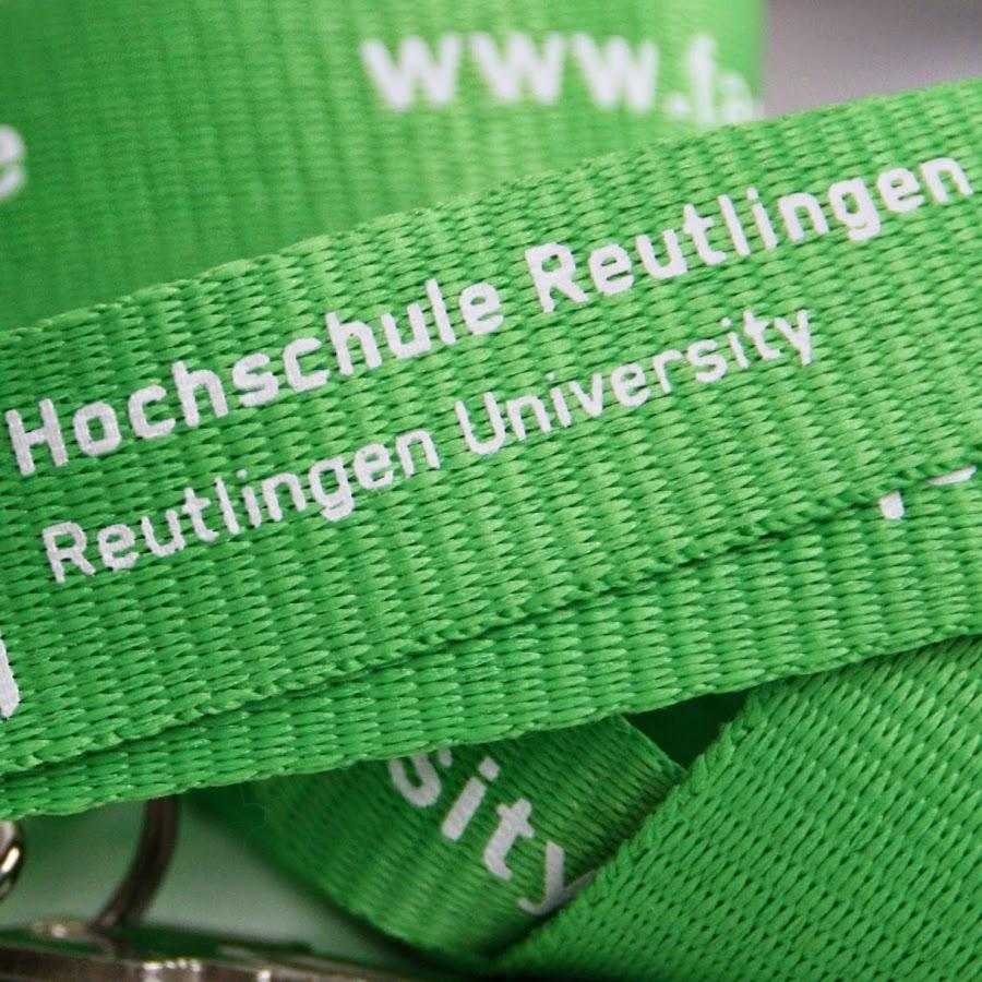 3d345eea61337 Hochschule Reutlingen - YouTube
