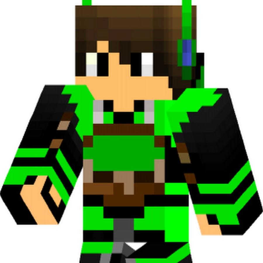 green gue майнкрафт скины #6